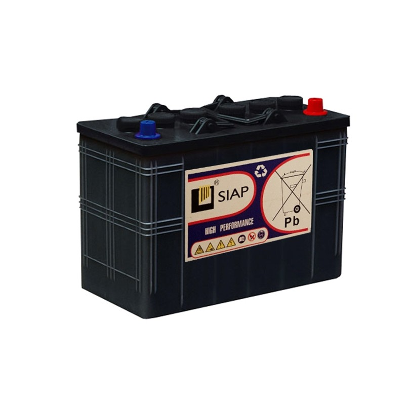 S.I.A.P (Poland) 6GEL85  100Ah battery