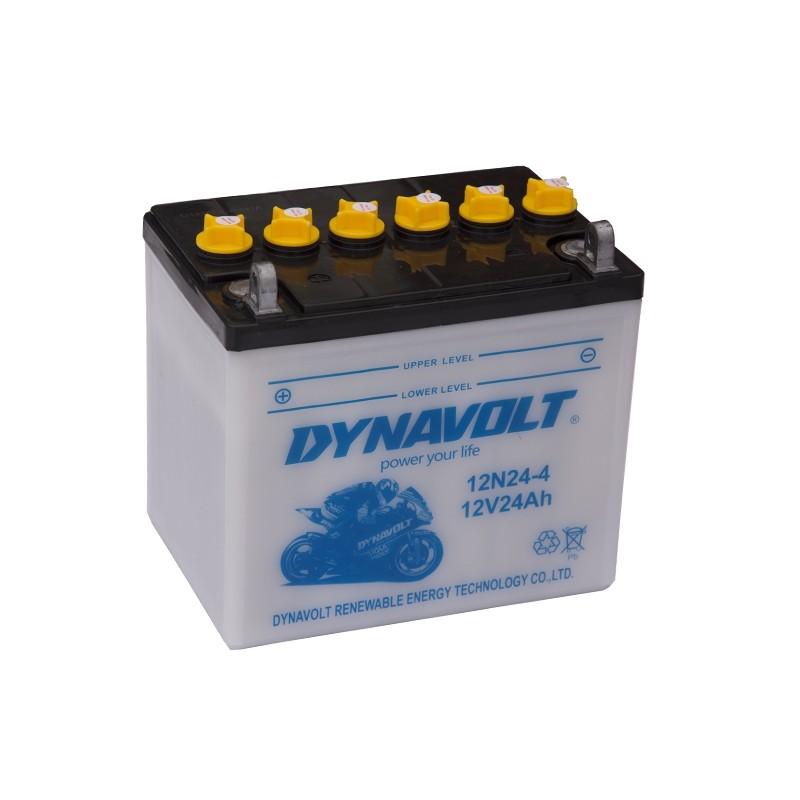 DYNAVOLT 12N24-4 (52805) 24Ah akumuliatorius