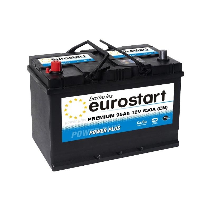 EUROSTART PREMIUM 59545 (595405083) 95Ah battery