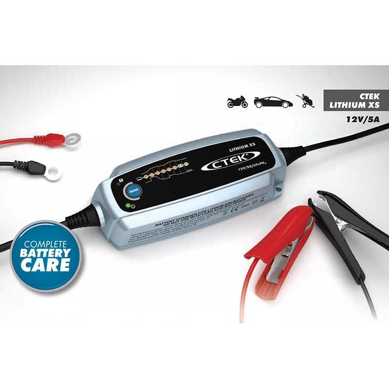 Зарядное устройство аккумуляторов CTEK MXS 5.0 LITHIUM