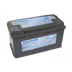 SONNAK SA1000 100Ah battery