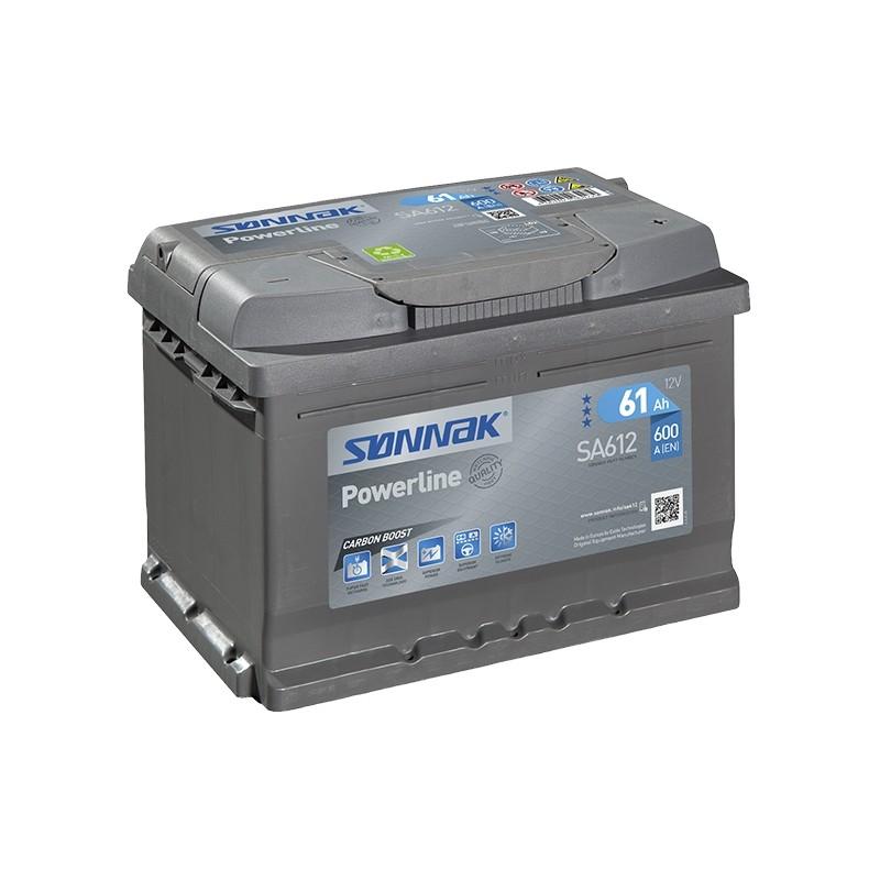 SONNAK SA612 61Ah battery