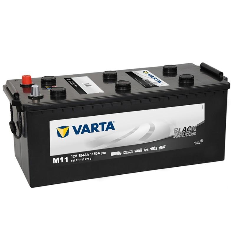 VARTA Heavy Duty M11 (65411) 154Ah battery