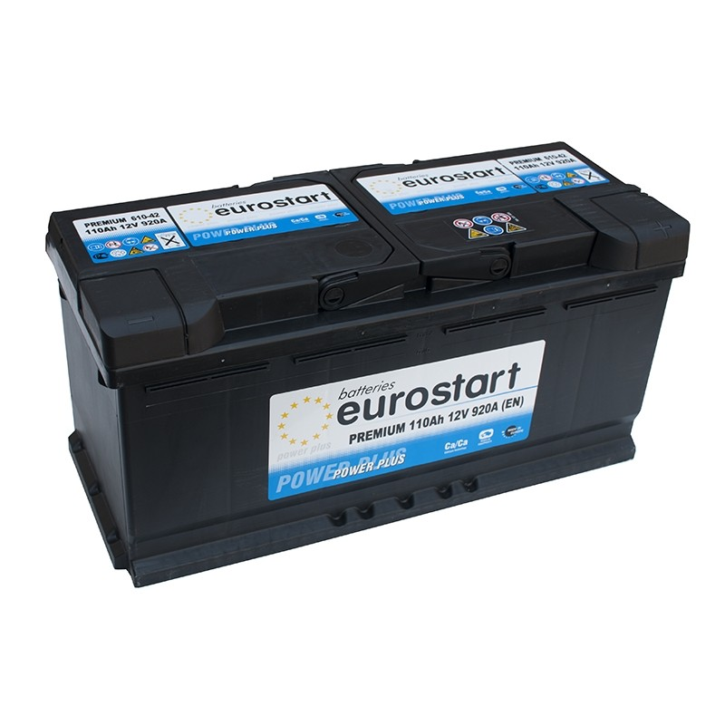 EUROSTART PREMIUM 61042 (610402092) 110Ач аккумулятор