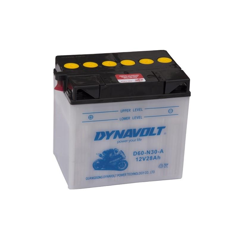 DYNAVOLT Y60-N30-A (53034)  30Ah akumuliatorius