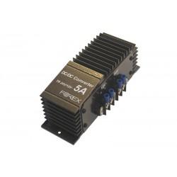 FOREX voltage converter 24V/12V 5A