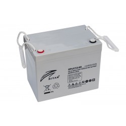 RITAR OPzV 12V 60Ah GEL VRLA battery