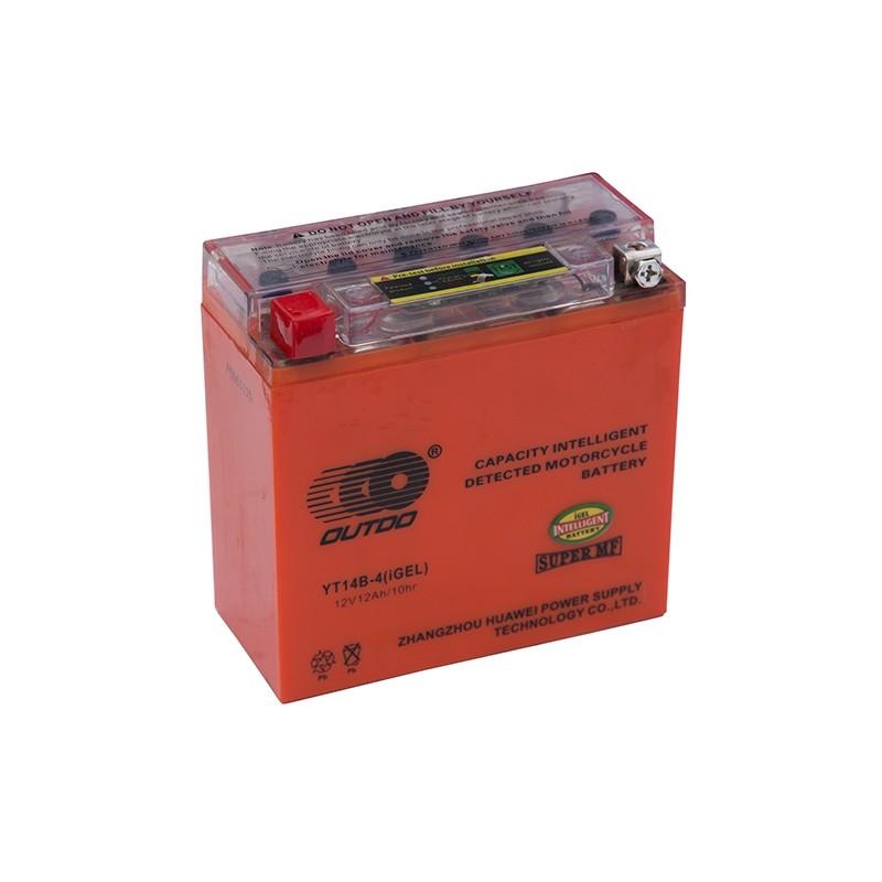 OUTDO (HUAWEI) YT14B-4 (i*-GEL) 10Ah battery