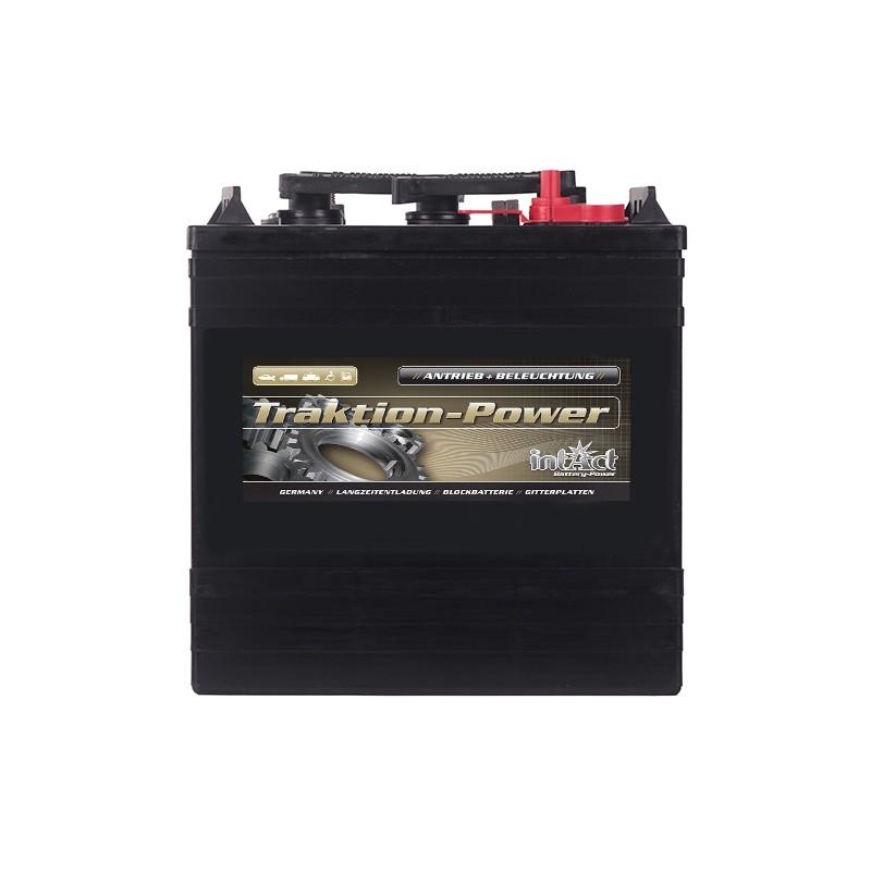 intAct PRO 125-6 240Ah traukos akumuliatorius