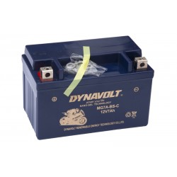 DYNAVOLT MG7A-BS 6Ач аккумулятор