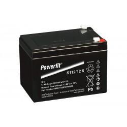 EXIDE S112/12S 12V 12Ah AGM VRLA battery