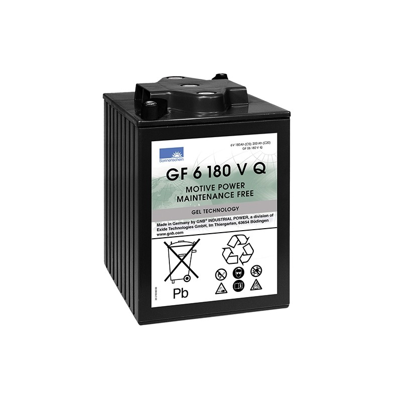 Sonnenschein (Exide) GF06 180 V Q 6V 200Ah battery