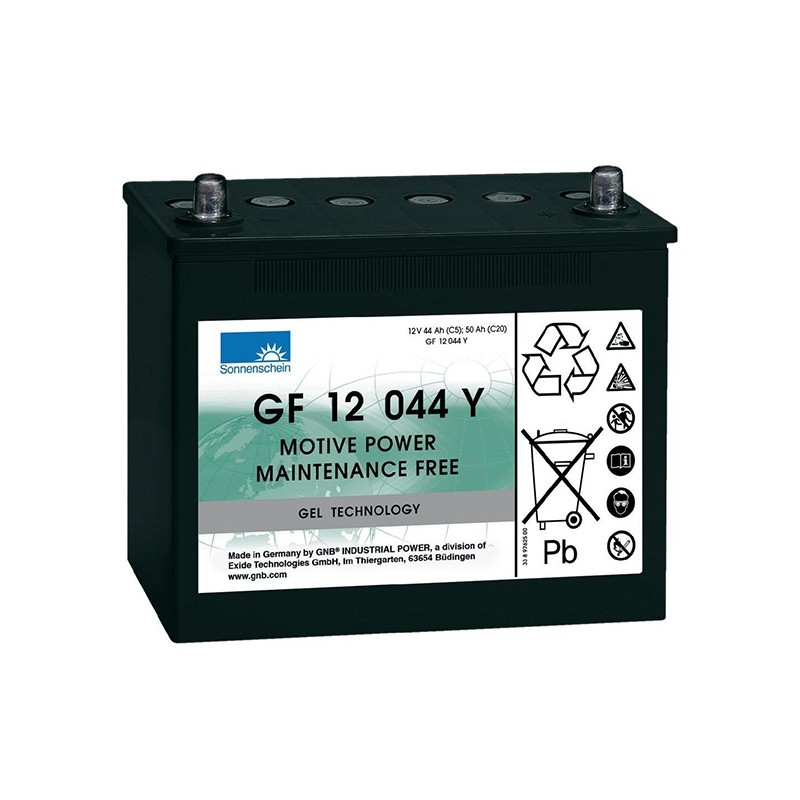 Sonnenschein (Exide) GF12 044 Y 50Ah battery