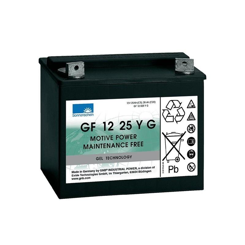 Sonnenschein (Exide) GF12 025 Y G 28Ah battery