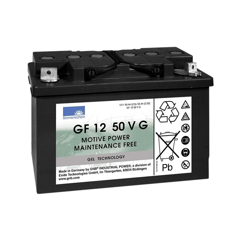 Sonnenschein (Exide) GF12 050 V G 55Ah akumuliatorius