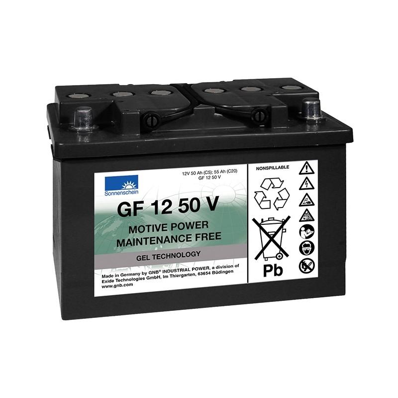 Sonnenschein (Exide) GF12 050 V 55Ah battery