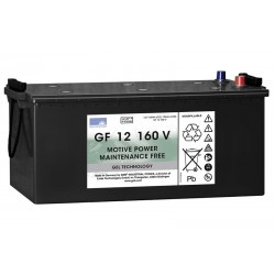 Sonnenschein (Exide) GF12 160 V 196Ah akumuliatorius