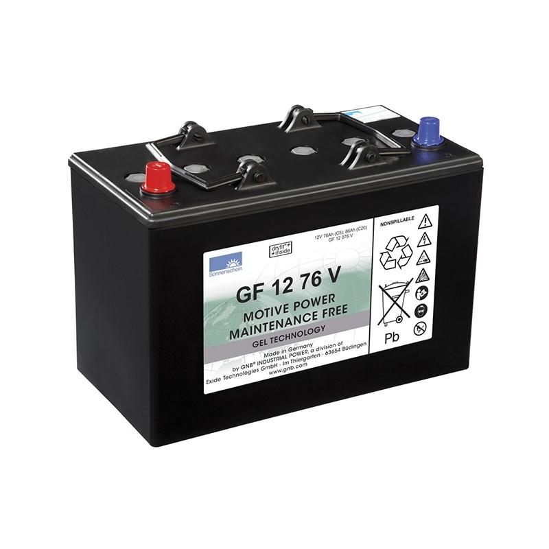 Sonnenschein (Exide) GF12 076 V 86Ah battery