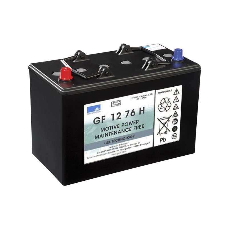 Sonnenschein (Exide) GF12 076 H 86Ah battery