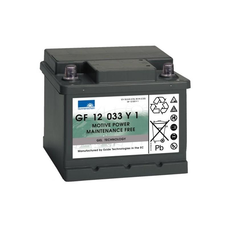 Sonnenschein (Exide) GF12 033 Y 38Ah akumuliatorius
