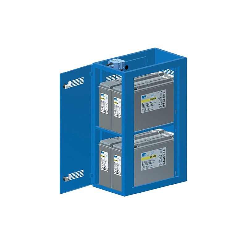 Sonnenschein@home SH48V8.0-B 24V arba 48V 8KWh akumuliatorių modulis