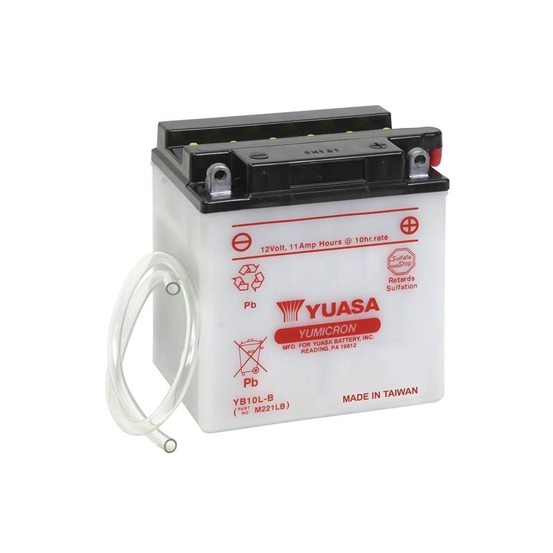 YUASA YB10L-B 11.6Ah (C20) akumuliatorius