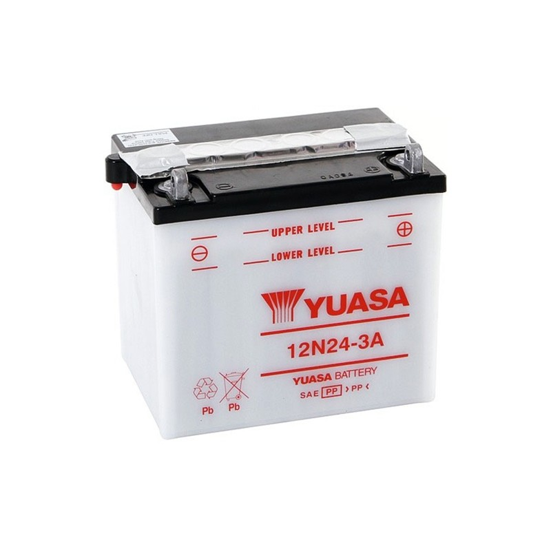YUASA 12N24-3A 25.3Ah (C20) battery