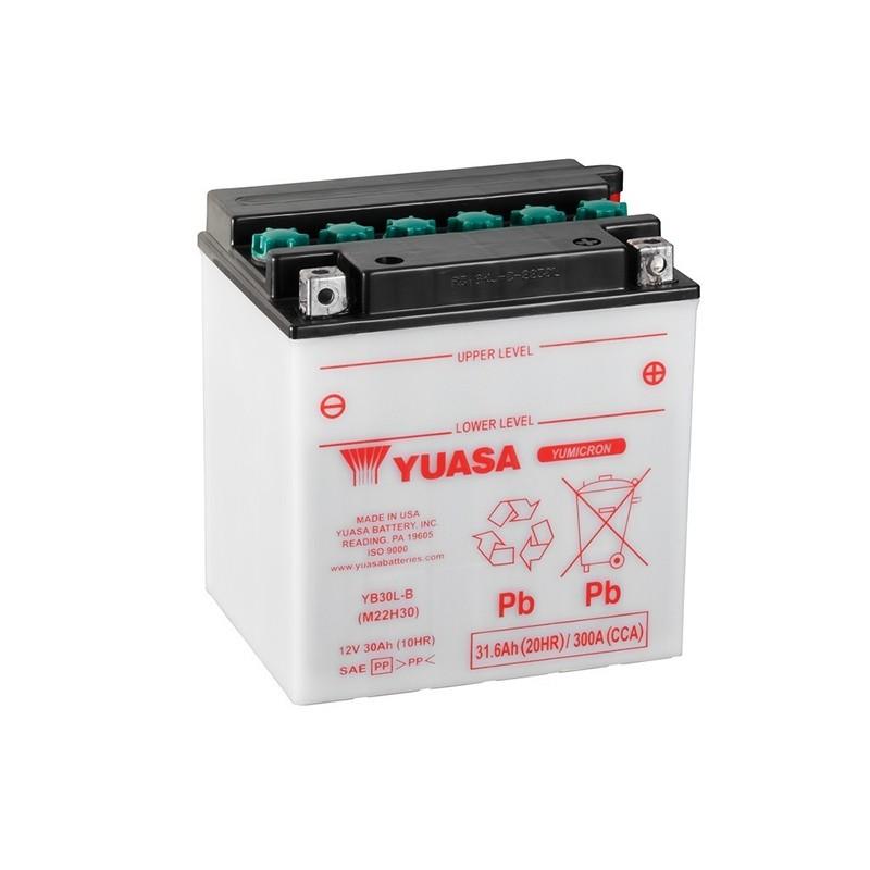 YUASA YB30L-B 31.6Ah (C20) battery