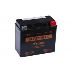 YUASA GYZ20HL 21.1Ah (C20) аккумулятор