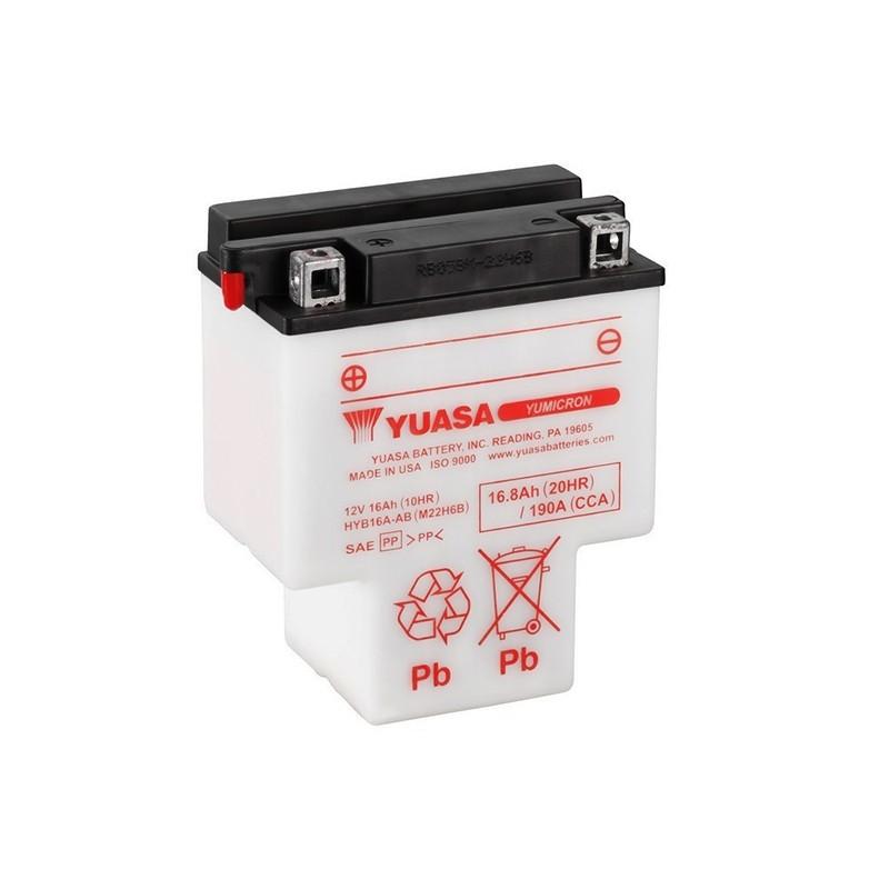 YUASA HYB16A-A 16.8Ah (C20) battery