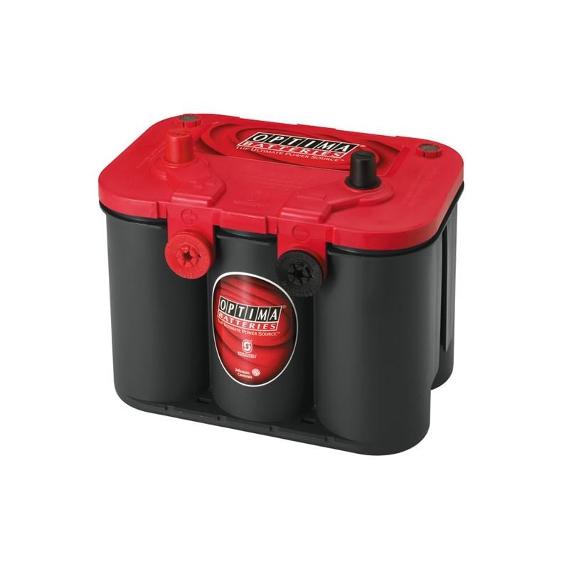 OPTIMA Red Top U-4,2L SLI 50Ah battery