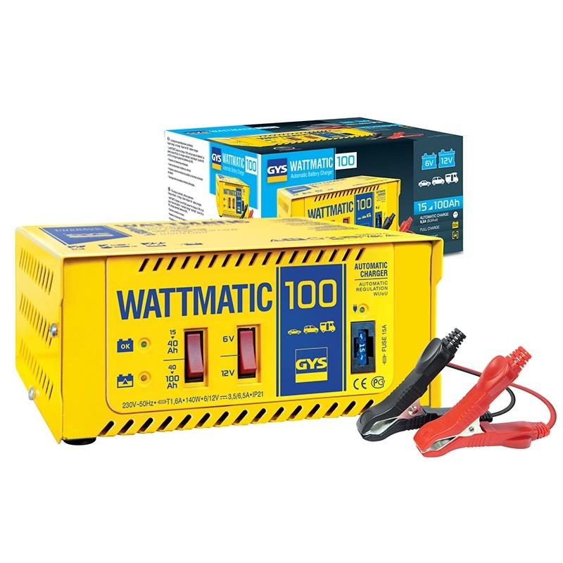 Battery charger GYS Wattmatic 100