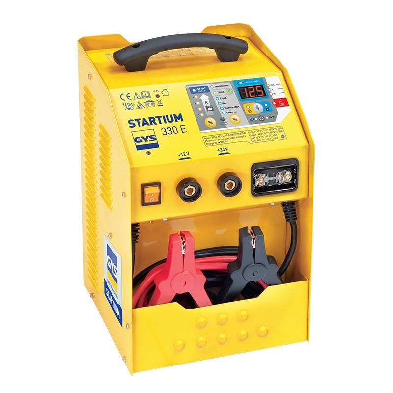 Автоматическое пуско-зарядное устройство GYS-STARTIUM-330E