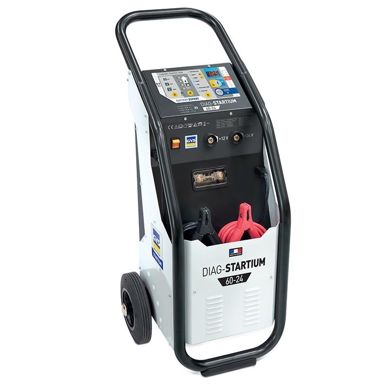 Автоматическое пуско-зарядное устройство GYS-DIAG-STARTIUM-60.24