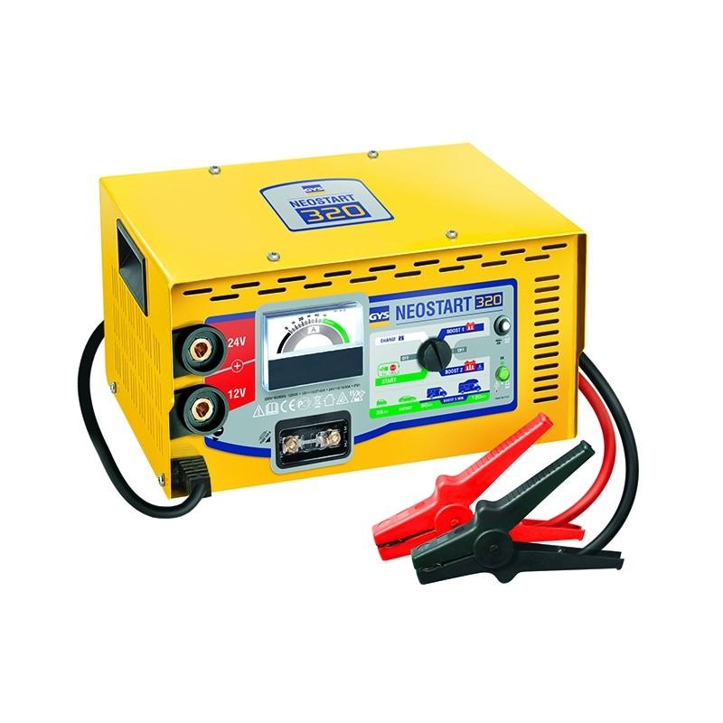 Tradicional starter and charger GYS-NEOSTART-320