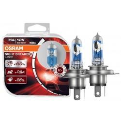 Автомобильная лампа OSRAM H4 64193NBL-HCB Night breaker Laser (2 шт.)