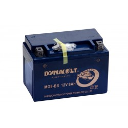 DYNAVOLT MG9-BS 8Ah akumuliatorius