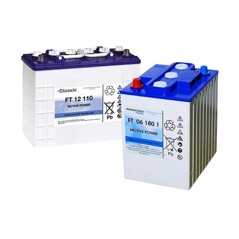 EXIDE Classic FT batteries