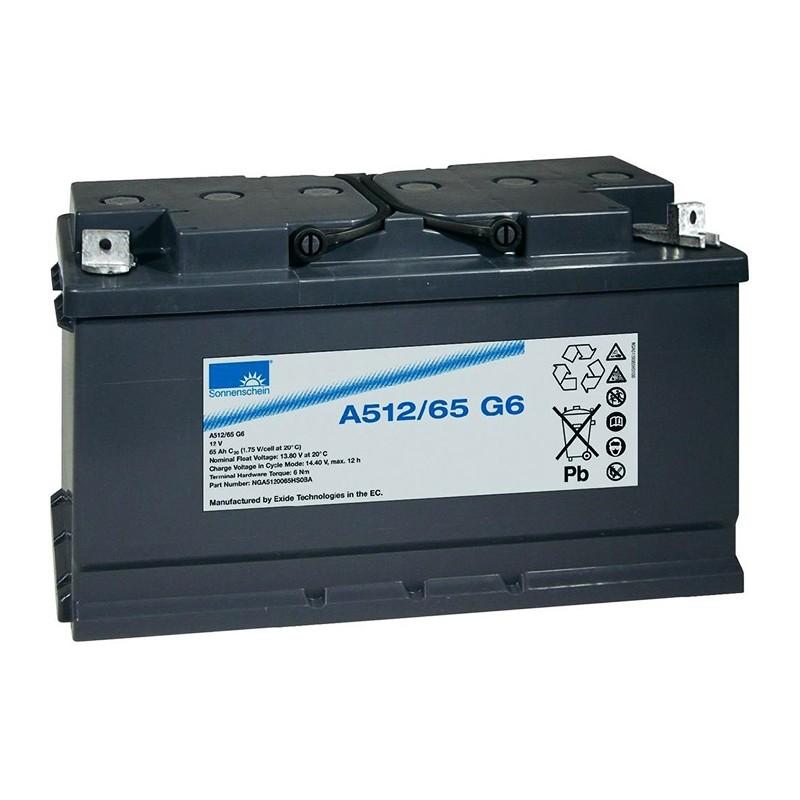 Sonnenschein (Exide) A512/65G6 65Ah battery