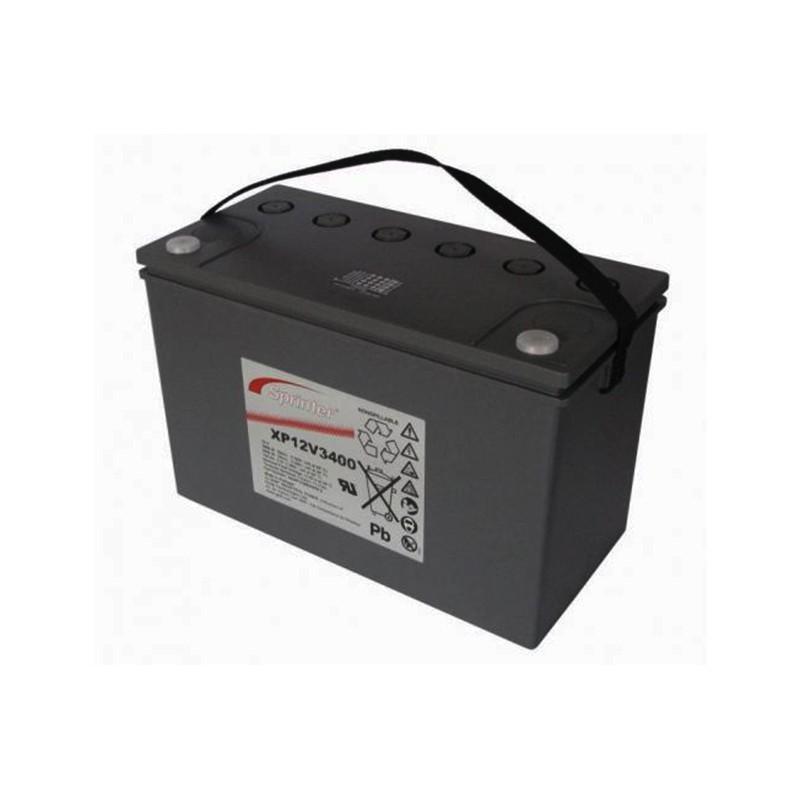 EXIDE Sprinter XP12V3400 battery