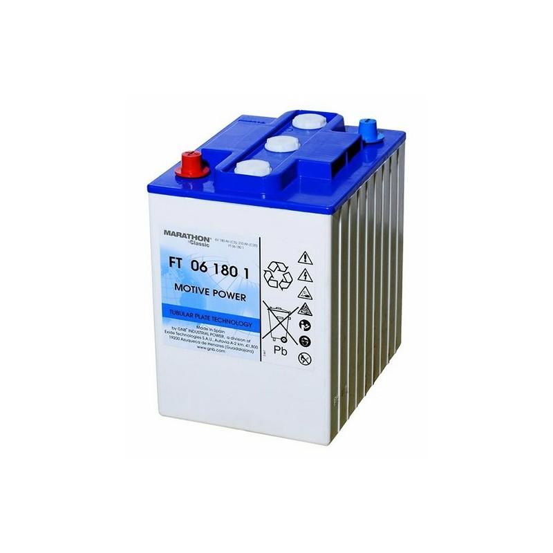 EXIDE Classic FT06180-1 akumuliatorius