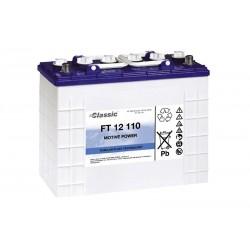 EXIDE Classic FT12110 аккумулятор