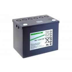 EXIDE Marathon XL12V70 battery