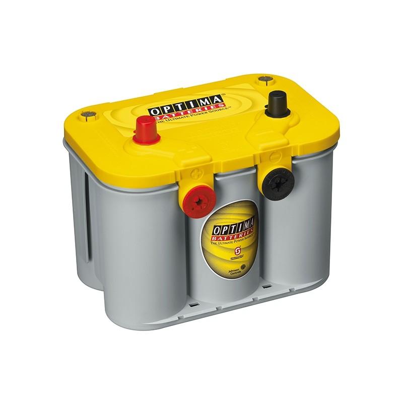 OPTIMA Yellow Top U-4,2L DC 55Ah battery
