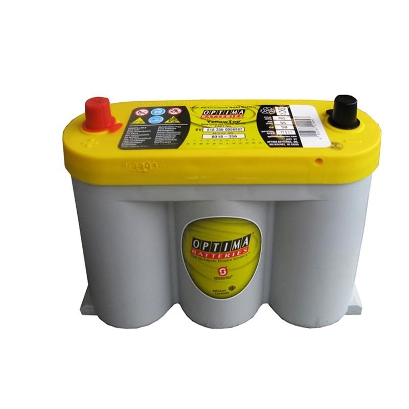 OPTIMA Yellow Top 6V 50Ah battery