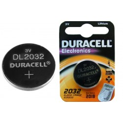 DURACELL CR2032 ELECTRONICS battery for remote control