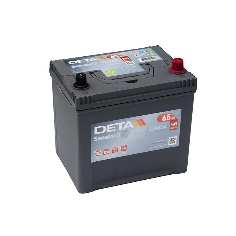 DETA DA654 65Ah battery