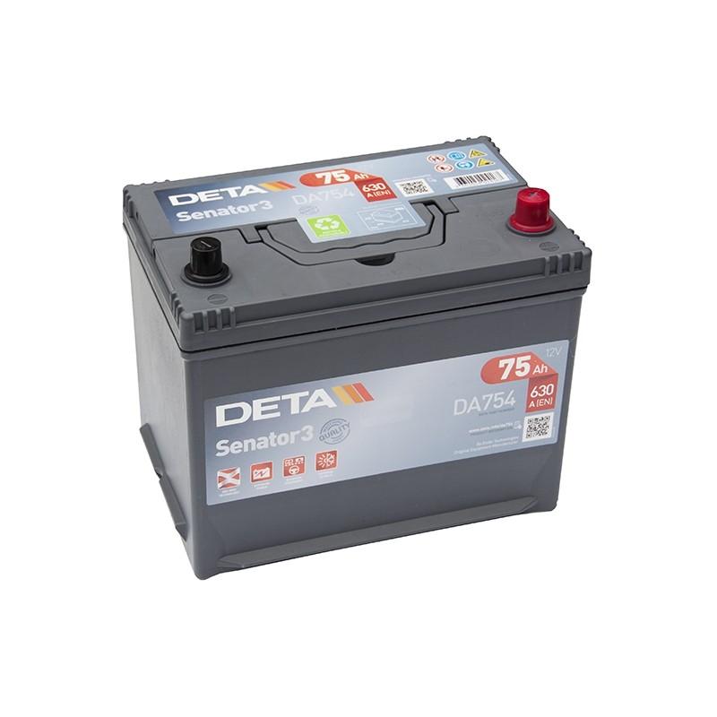 DETA DA754 75Ah battery