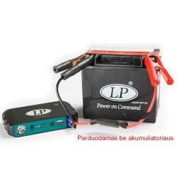 LANDPORT PLB100 Lithium Ion battery with booster function.