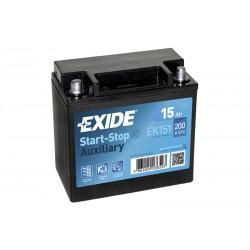 EXIDE EK151 15Ah AGM akumuliatorius